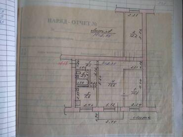 3 комнатные квартиры в бишкеке продажа в Кыргызстан: Хрущевка, 3 комнаты, 55 кв. м