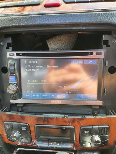 продажа малины бишкек в Кыргызстан: Продаю аудио проигрыватель Alpine IVE-W530EСтоит на авто, можете