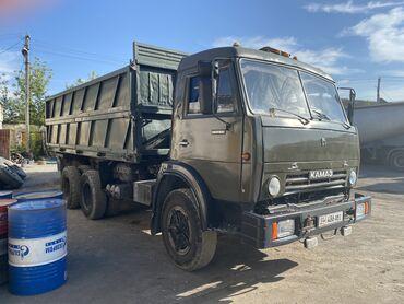 Купить камаз самосвал бу - Кыргызстан: Продаю камаз селхозник-самосвал в хорошем состоянии обмена не только н