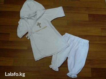 Наборы для крещения, платья, рубахи, в Бишкек