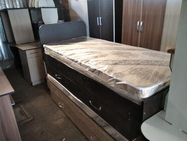 Односпальные кровати - Кыргызстан: Односпальные кровати