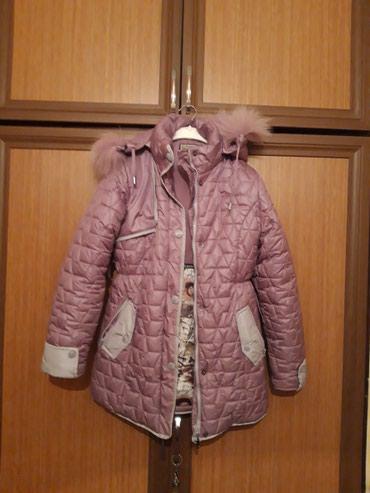 Детская куртка утепленная в Bakı