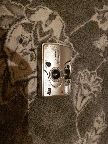 рабочий фотоаппарат в Кыргызстан: Фотоаппарат Olympus Trip AF 51,полностью рабочий