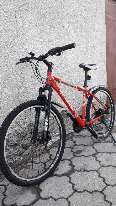 горный велосипед без скоростей в Кыргызстан: Легкий резвый велосипед из кореирама алюминиевая 24