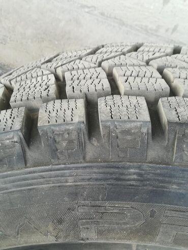 Шины для грузовиков - Кыргызстан: Продаю зимние шины размер 235/60/16