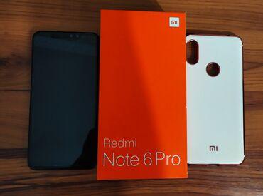 Xiaomi Redmi Note 6 Pro   32 ГБ   С документами   Отпечаток пальца, Две SIM карты, С документами