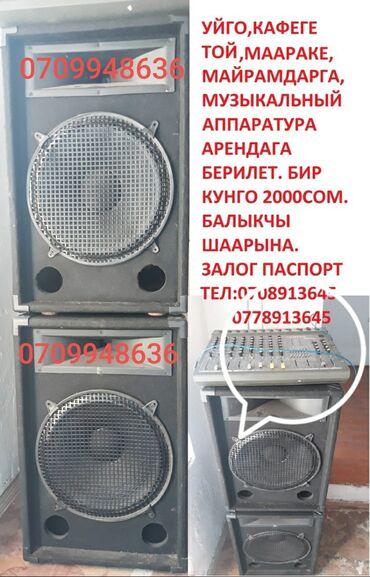 Услуги - Балыкчы: Организация мероприятий   Ведущий, тамада, Музыканты, Певцы