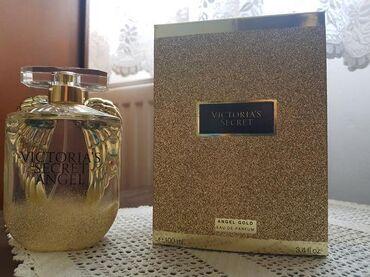 No secret b - Srbija: Victoria's secret, angel gold parfem, nov, boca je od 100ml