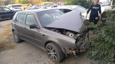 Volkswagen  в Кок-Ой