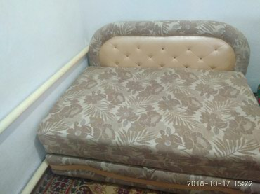 2х спальная кровать- диван. сост идеал в Кок-Ой