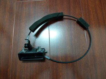 Хонда Фит, ручка багажника с тросиком
