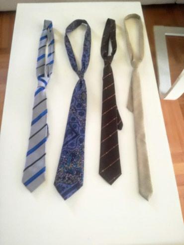 4 kravate za 500 din Neke i nekoristene. - Belgrade
