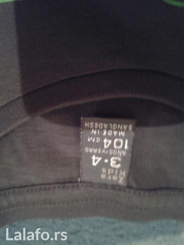Zara majicu za decaka od 3-4 god,sive boj - Novi Sad