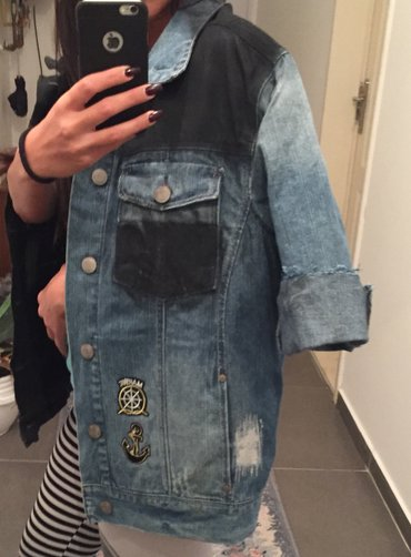 Novo! Vi kreirate❣️ prolecne teksas jakne - Subotica - slika 2
