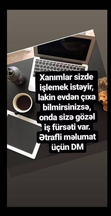 tibb bacisi vakansiya - Azərbaycan: Xanımlara vakansiya. !