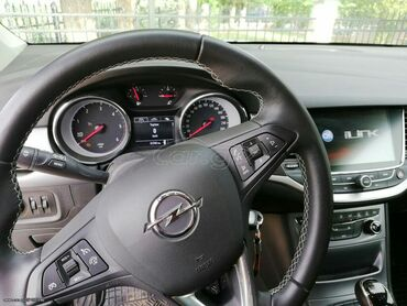 Opel Astra 1.6 l. 2018   51000 km