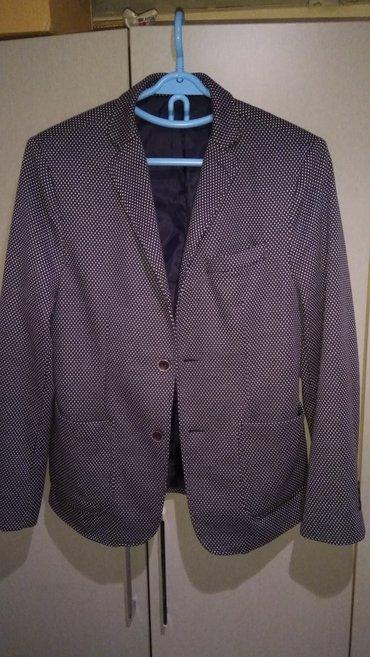 Bakı şəhərində Пиджак от Zara Man Размер: EUR 52 / USA 42  Pencək Zara Man