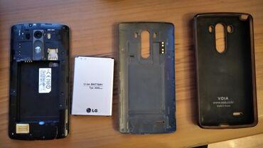 LG Azərbaycanda: LG G3 D855 zapçast kimi satılır