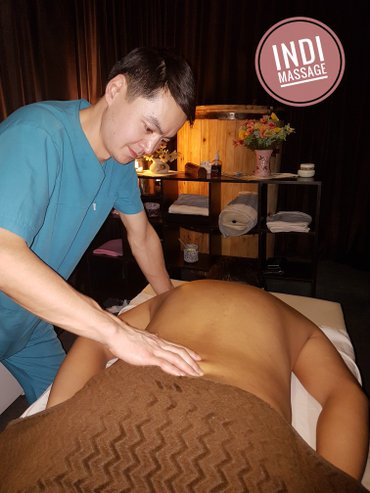 Лечебный массаж грыжи шморля в Бишкек