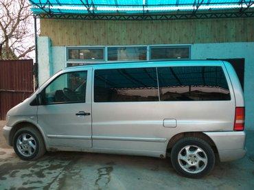 Мерс Вито год 2003 объем 2.2 CDI Автомат пассажирский 9 местный люк ,а в Токмак