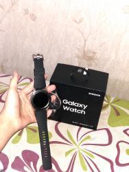 apple watch 3 в Кыргызстан: Смарт часы Galaxy Watch.Новые,привезены из кореи.46mm поддерживает LTE