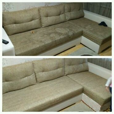 мягкая мебель - Azərbaycan: Химчистка мягкой мебели на дому, ихимчистка автомобильного салона по