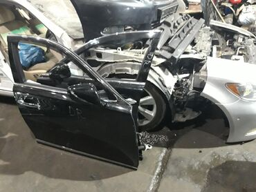 lexus-de в Кыргызстан: Lexus ls460 двери. Стекло зеркало молдинг итд. Дверь передняя и