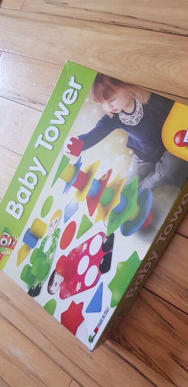 Jakne za motor - Srbija: BABY TOWEL - Interaktivna igracka za decu- sa oblicima i bojama koja