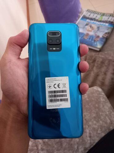 Электроника - Ала-Тоо: Xiaomi Redmi Note 9S | 128 ГБ | Фиолетовый | Гарантия, Сенсорный, Отпечаток пальца