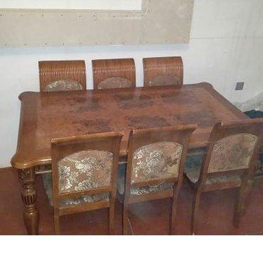 Дом и сад в Ахсу: 450azn tecili satilir erazi bineqedi temiz taxtadi #melike684