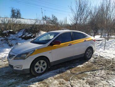 Hyundai Solaris 1.6 л. 2015 | 138000 км