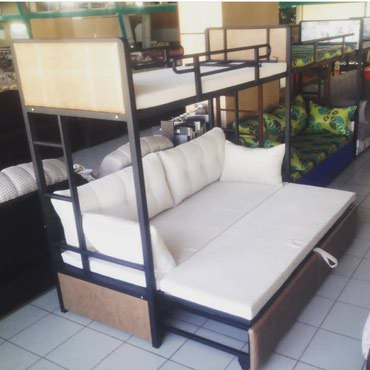 Двухъярусные кровати от Prestige Mebel. Цены в Бишкек