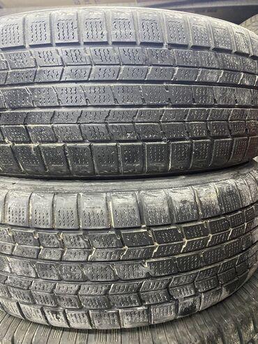 внешний жеский диск в Кыргызстан: Зимняя пара 215/60/17 Dunlop СостоНие хороше 40% протектора  Цена 3000