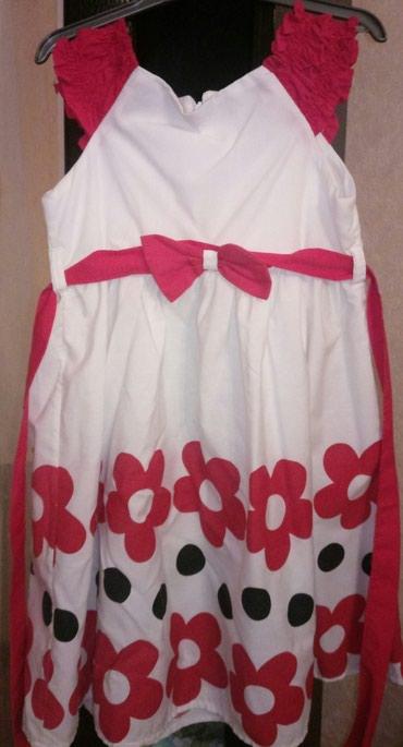 белье для девочек в Азербайджан: Платье на девочек. Размер указан на 2-ой фотке
