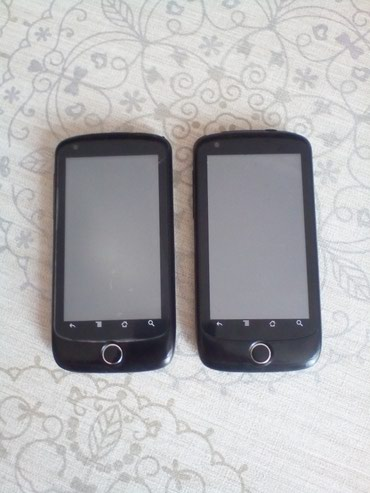 """Bakı şəhərində 2 eded eyni """"Nesus One"""" telefonlari.Her ikisi ishleyir.Sensorlari"""
