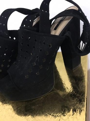 Sandale Zara - Crvenka