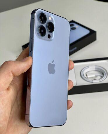 IPhone 13 Pro | 256 GB | Göy Yeni | Zəmanət