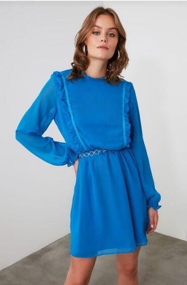 Платья - Красный - Бишкек: Платье XL