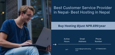 Best Customer Service provider in Nepal - Best Hosting in NepalFeel