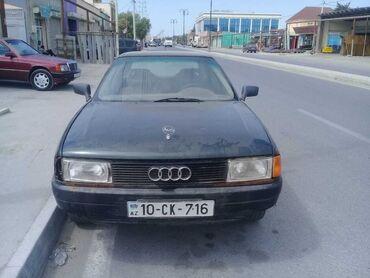 audi 80 1 9 td - Azərbaycan: Audi 80 1992 | 123000 km
