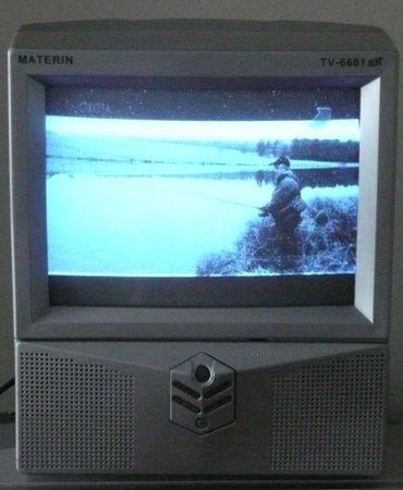Телевизор маленький высота 27 см, в Бишкек