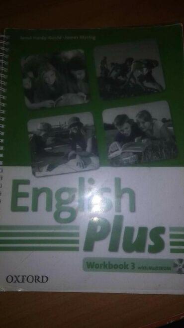 english courses в Кыргызстан: Книга книжка по английскому 8 класс english plus 3Students book work