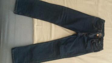 Dečija odeća i obuća - Sombor: Farmerke za decaka 128 cena 700din