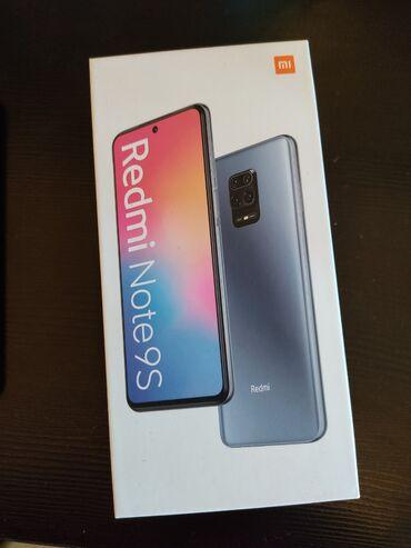 bmw 5 серия 525i 5mt - Azərbaycan: İşlənmiş Xiaomi Redmi Note 9S 128 GB göy