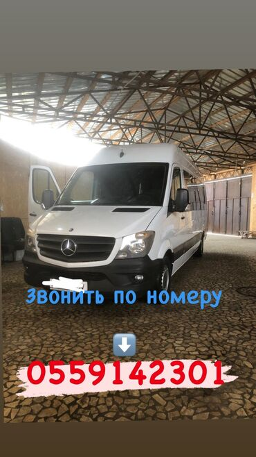 Mercedes-Benz Sprinter 2.7 л. 2014