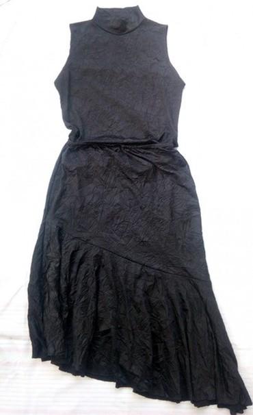 Haljina-s-i-obim-struka-cm - Srbija: Suknja i bluza S/M. Kad se obuče izgleda kao haljina. Mogu se nositi i