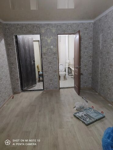�������������� 1 ������������������ �������������� �� �������������� в Кыргызстан: Малосемейка, Студия, 25 кв. м Без мебели, Не затапливалась, Не сдавалась квартирантам