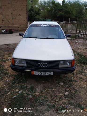 Audi в Кызыл-Суу: Audi 100 2.2 л. 1987