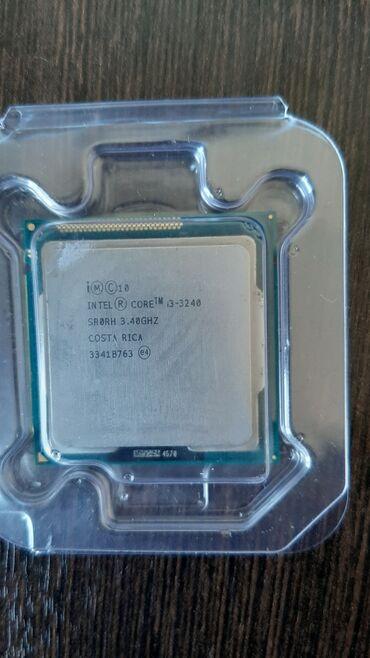 Продаю процессор Intel i3 3240.Стоял в домашнем компютере.Сокет: lga