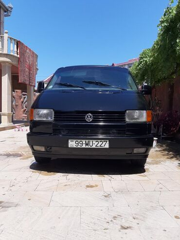 zapchasti folksvagen transporter t4 в Азербайджан: Volkswagen Transporter 2.5 л. 1991 | 502521 км